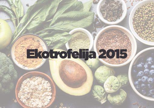 Ekotrofelija 2015