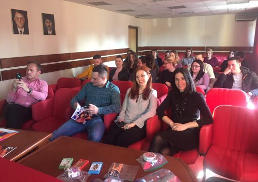 Infodan Leskovac: Najava i promocija nacionalnog takmičenja Ekotrofelija Srbija 2019